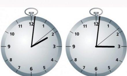 Letnje računanje vremena počinje u nedelju