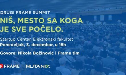 Drugi Frame Summit u Nišu