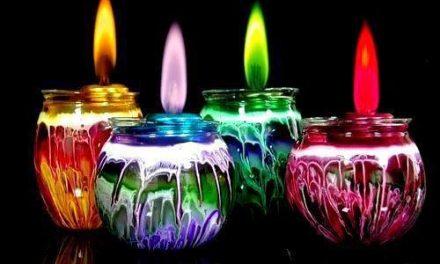 Priča o četiri sveće