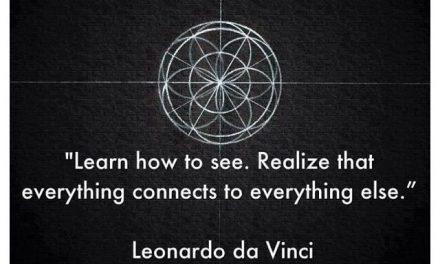 Svi smo jedno-sve je međusobno povezano