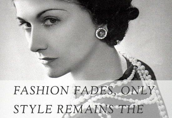 Moda i stil