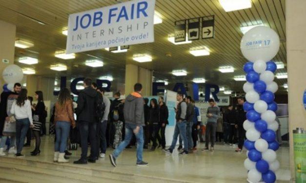 Job Fair 2018 – Tvoja karijera počinje ovde!