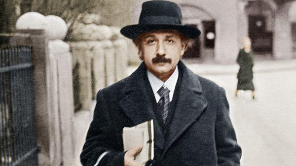 DA LI POSTOJI ZLO: Evo kako je mladi Ajnštajn zatvorio usta profesoru